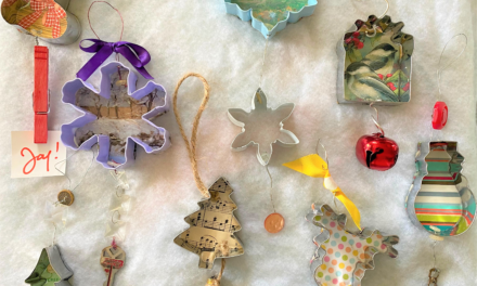 A Sweet Holiday DIY Project: Transform Cookie Cutters Into Unique Ornaments
