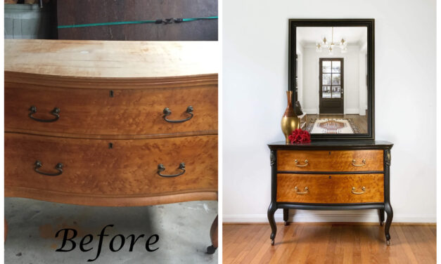 Top 5 Reasons Why Vintage Furniture Is Better Than New