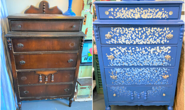 DIY: Upcycle Away the Winter Blues by Using Weather-Inspired Design