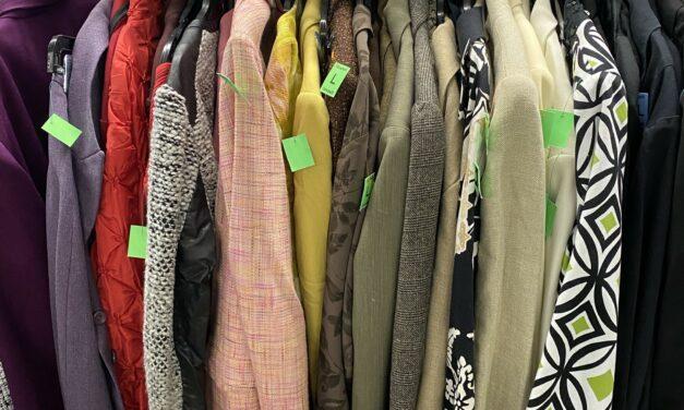Dear Thrift Worker, Thank You!