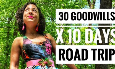 Can I Do It? 30 Goodwills in 10 Days Road Trip