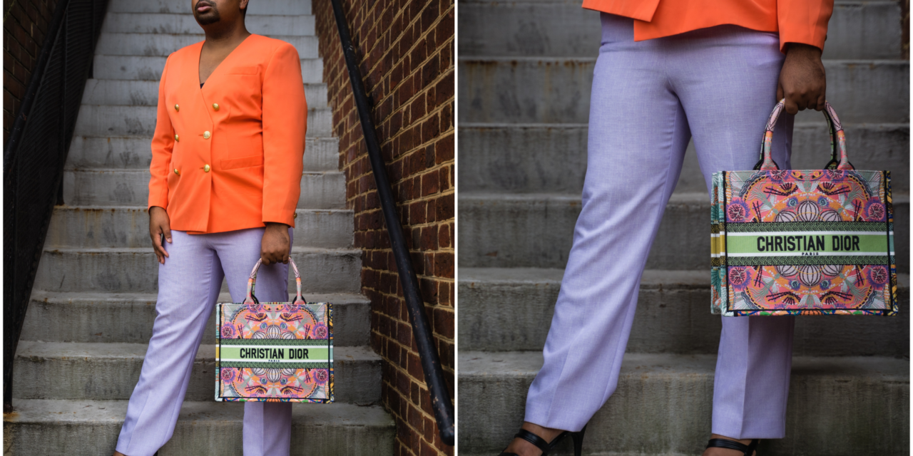 How Thrift Can Help You With Color Blocking