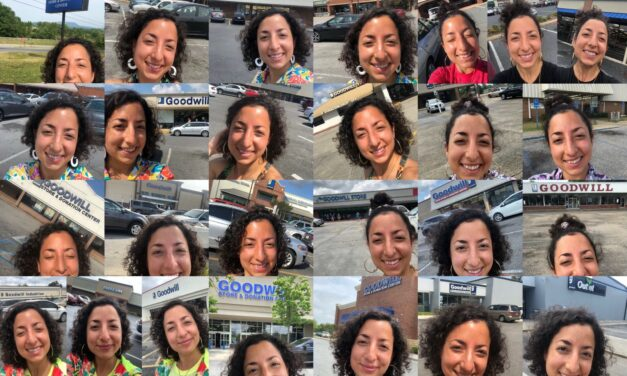 40 Goodwills, 6 States, 10 Days: Goodwill Road Trip Recap