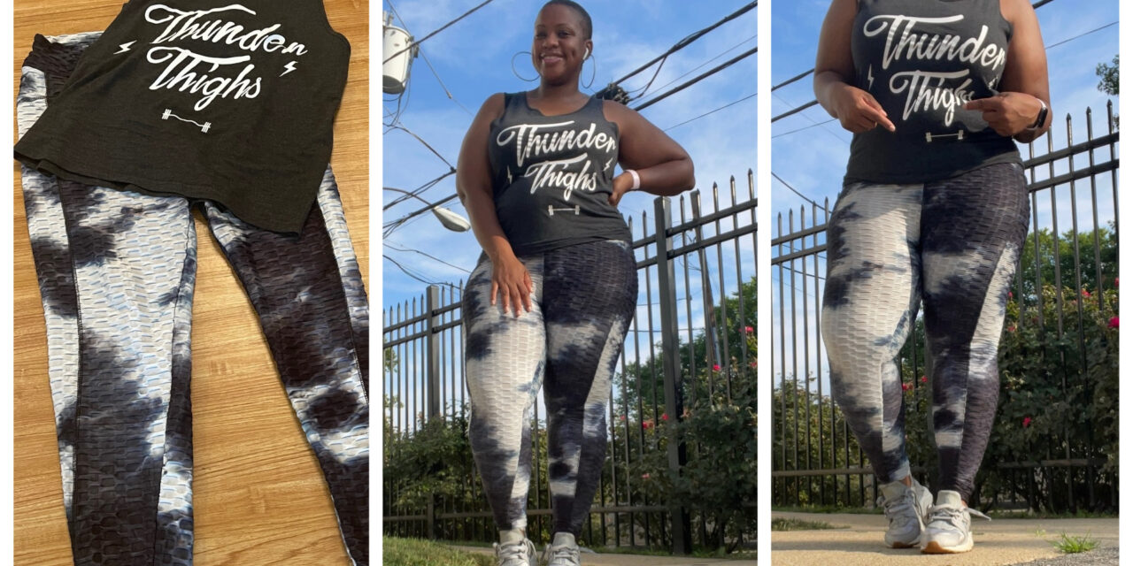 My Goodwill Find: Get Active in Activewear!