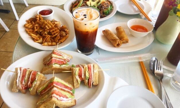 3 Veg-Friendly Food Spots Less Than a Ten-Minute Drive From the Falls Church, VA Goodwill
