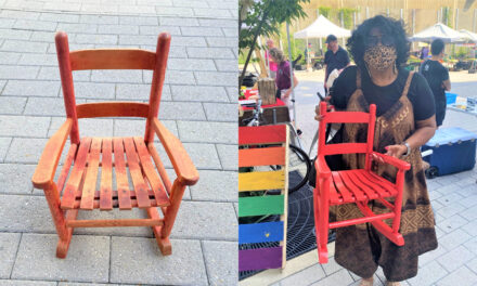 DIY: The Little Red Chair That Could
