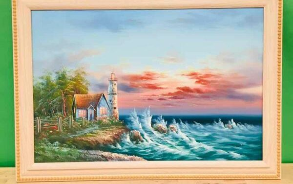 Light Up Your Life With Lighthouses, the Shore, and More!