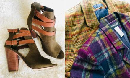 My Goodwill Finds: Fall Fashion Staples