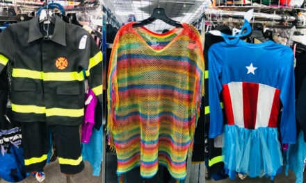 Why You Should Thrift Your Halloween Costume