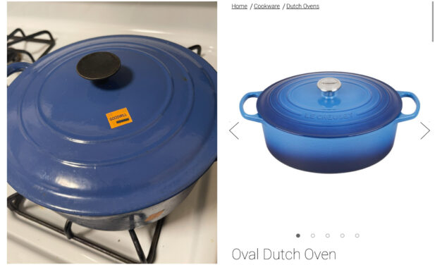 You Won't Believe What I Paid for a Le Creuset Dutch Oven